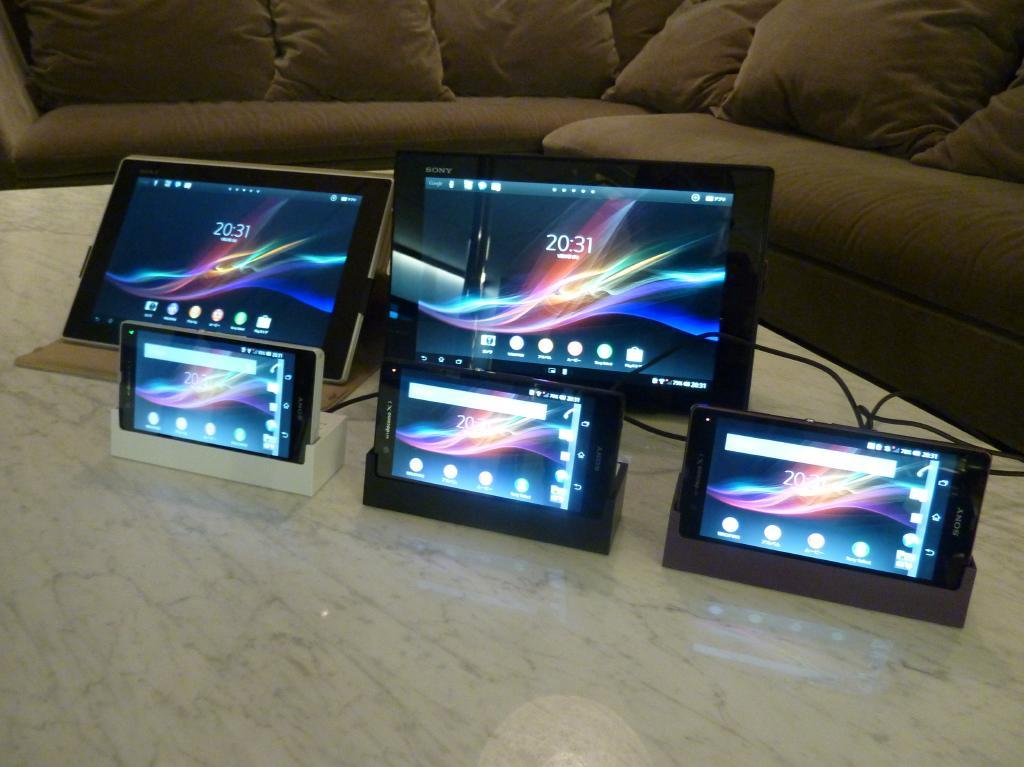 【イベント報告】Xperia™ワールド タッチ&トライ ブロガーミーティング参加してきた(1)