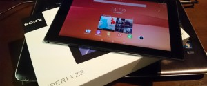 【Z2 Tablet】Xperia Z2 Tabletがどう進化したのかをチェックした(1)