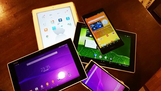 【Z2 Tablet】タブレットの使い道をあれこれ考えてみた