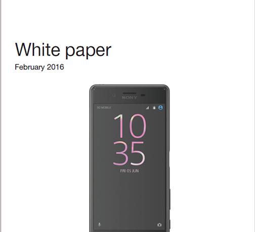 【Xシリーズ】 whitepaperから判明!今度のXperiaを買う時はグローバル版を選択肢に入れる価値がようやく出てきた!