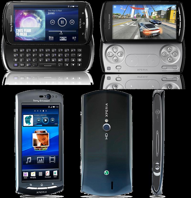 Sony Ericsson-Xperia-pro-play-neo