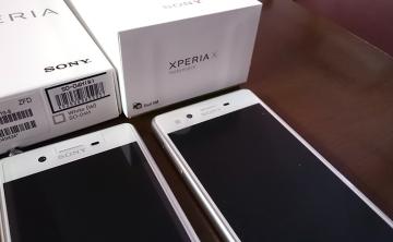 【コラム】 グローバル版4製品のうち、Xperia X Performanceを選んだ理由(わけ)