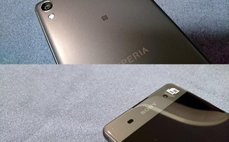 【XA Dual】細身で持ちやすさバツグン!!Xperia XA 1stインプレッション