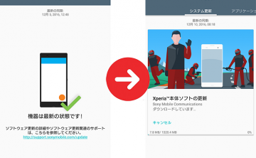 【X Performance】やっときた!!Android 7.0(Nougat)がやってきた!!!